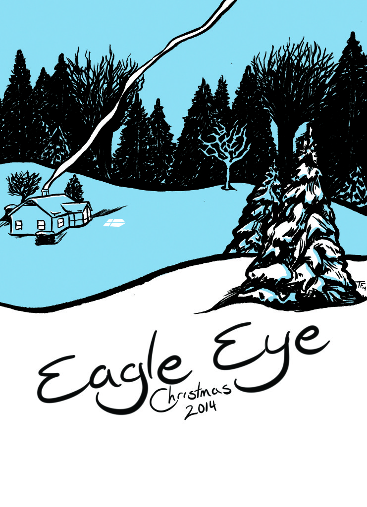 141131 Eagle Eye Cover