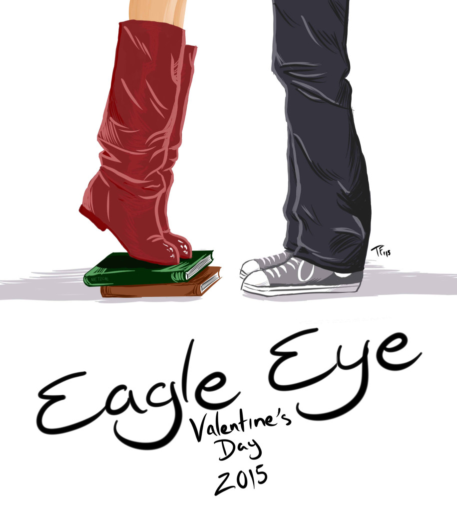 150214a Eagle Eye Valentines Day Cover